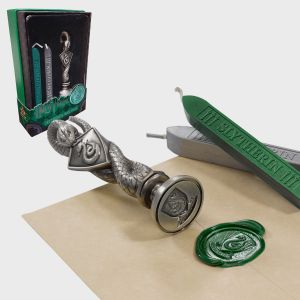 Harry Potter: Slytherin Wax Seal Preorder