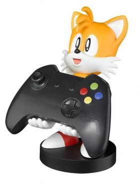 Sonic The Hedgehog: Tails 8 inch Cable Guy Phone and Controller Holder