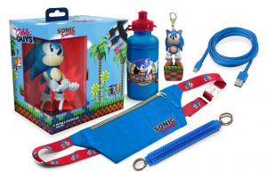 Sonic The Hedgehog: Green Hill Zone Big Box Merch Crate