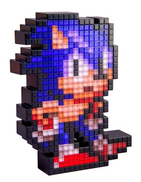 Sega: Sonic The Hedgehog Pixel Pals Light