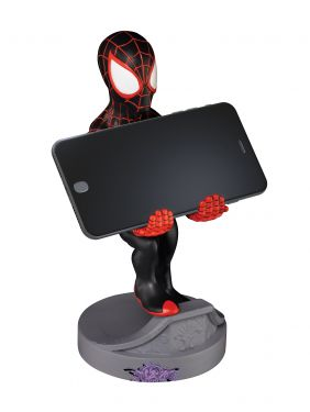 Spider-Man: Miles Morales 8 inch Cable Guy Phone and Controller Holder