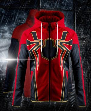 Spider-Man: Iron Spider Premium Tech Hoodie