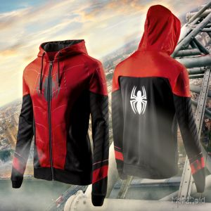 Spider-Man: Frequent Flyer Hoodie