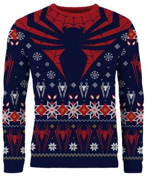 Spider-Man: 'Tis The Season To Be Spidey Knitted Christmas Jumper