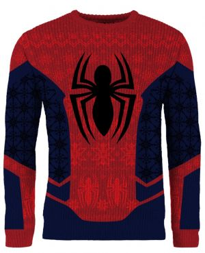Spider-Man: O' Spidey Night Knitted Christmas Jumper