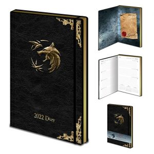 The Witcher: Hunter 2022 Diary
