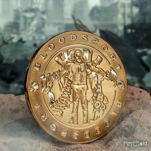 The Suicide Squad: Bloodsport Collectible Coin