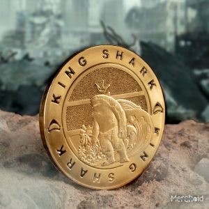 The Suicide Squad: King Shark Collectible Coin
