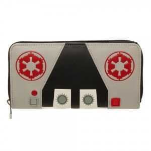 Star Wars: Damage Control AT-AT Pilot Zip Around Wallet