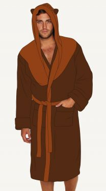 Star Wars: Hunter-Gatherer Ewok Bathrobe