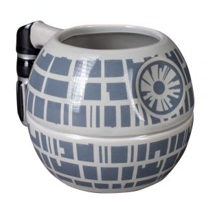 Star Wars: The Empires Ultimate Death Star 3D Mug
