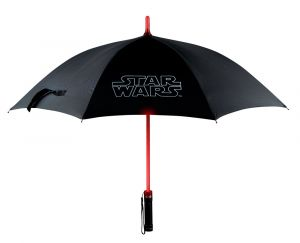 Star Wars: 'Choose Your Weapon' Lightsaber Umbrella Preorder