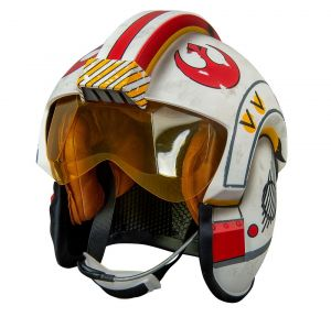 Star Wars: Black Series Luke Skywalker Battle Simulation Helmet