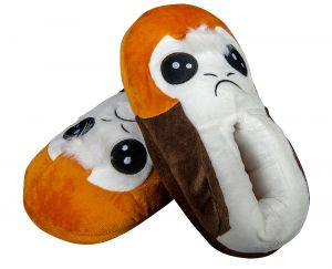 Star Wars: Make A Nest Porg Slippers