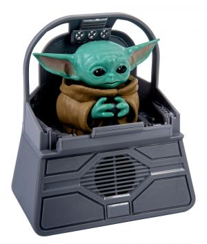 Star Wars: The Mandalorian The Child/Baby Yoda Dancing AUX Speaker