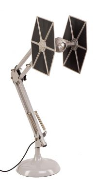 Star Wars: TIE Fighter Poseable Desk Lamp