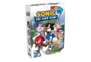 Sonic The Hedgehog: Sonic The Card Game Preorder