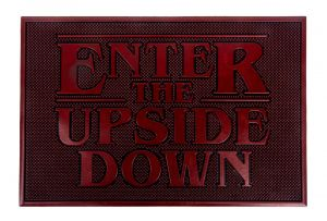 Stranger Things: Enter The Upside Down Rubber Doormat