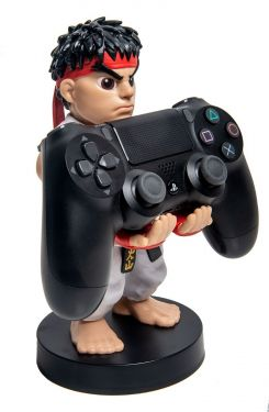 Street Fighter: Ryu 8 inch Cable Guy Phone and Controller Holder