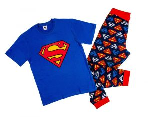Superman: Solitude Dress Code Men's Pyjamas
