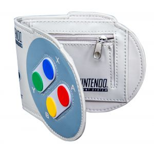 SNES: Control Freak Novelty Wallet