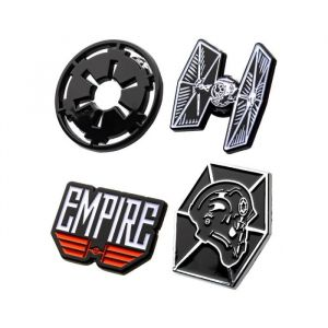 Star Wars: Imperial 4 Pin Set