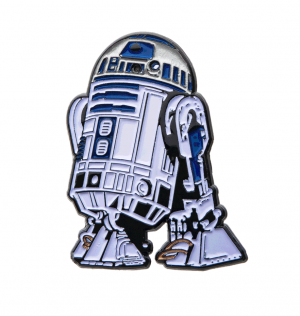 Star Wars: R2-D2 Light Up Pin Badge