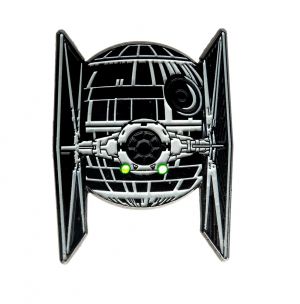 Star Wars: Tie Fighter Light Up Pin Badge