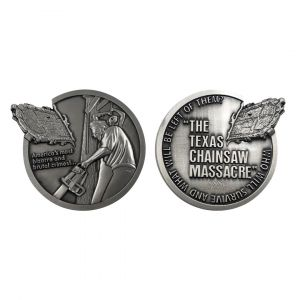 The Texas Chainsaw Massacre: Limited Edition Medallion Preorder