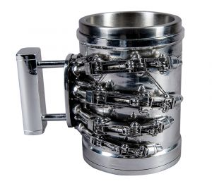 Terminator: Just Another (Judgment) Day In The Office Tankard