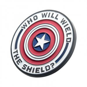 The Falcon And The Winter Soldier: Who Will Wield The Shield Pin Badge Preorder