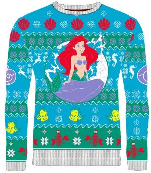 The Little Mermaid: Part Of Your Holidays Ugly Christmas Sweater
