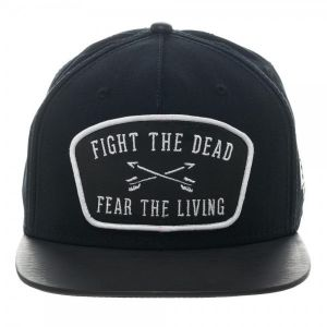 The Walking Dead: War and Pieces Snapback Cap