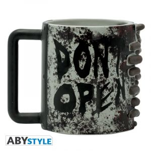The Walking Dead: Don't Open Dead Inside Shaped Mug