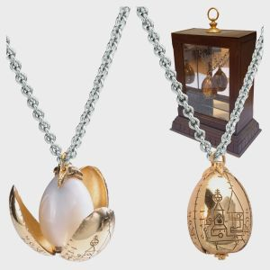 Harry Potter: The Golden Egg Pendant Preorder