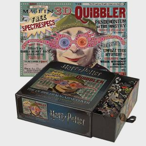 Harry Potter: The Quibbler 1000pc Jigsaw Puzzle Preorder