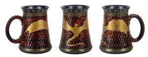 The Hobbit: 'I Am Fire, I Am Death' Smaug Tankard