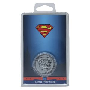 Superman: Limited Edition Collectible Coin Preorder