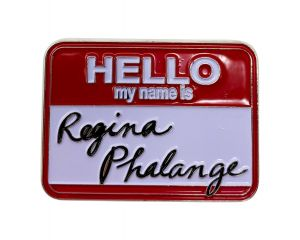 Friends: Regina Phalange Limited Edition Pin Badge