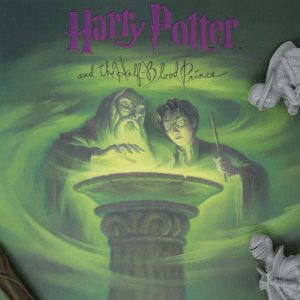 Harry Potter: Half Blood Prince Book Cover Artwork Preorder
