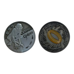 Lord Of The Rings: Limited Edition Gollum Coin