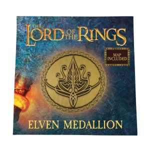 Lord of the Rings: Limited Edition Elven Medallion Preorder