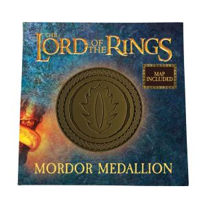 Lord of the Rings: Limited Edition Mordor Medallion Preorder