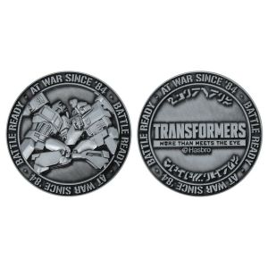 Transformers: Limited Edition Coin Preorder
