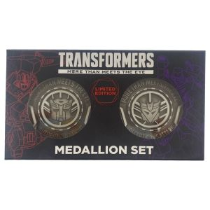 Transformers: Limited Edition Medallion Set Preorder