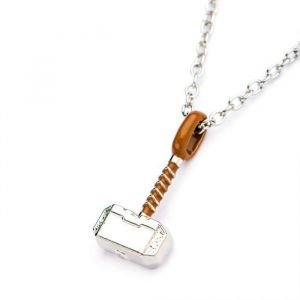 Thor: Mjolnir Pendant Necklace