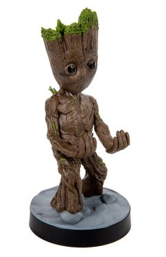 Guardians Of The Galaxy: Toddler Groot 8 inch Cable Guy Phone and Controller Holder