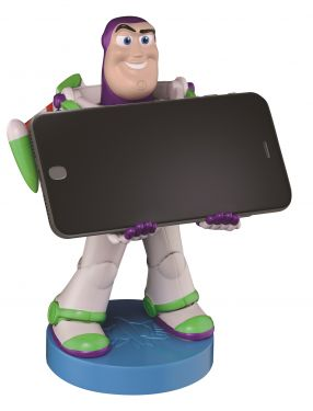 Toy Story: Buzz Lightyear 8 inch Cable Guy Phone and Controller Holder
