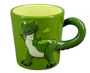 Toy Story: 'You've Just Got To Believe In Yourself' Rex Mug