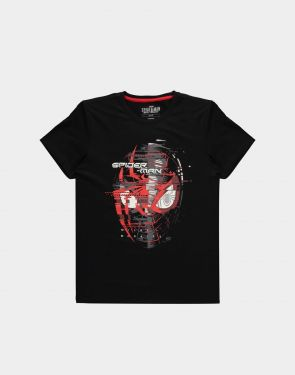 Spider-Man: Miles Morales Glitch T-Shirt